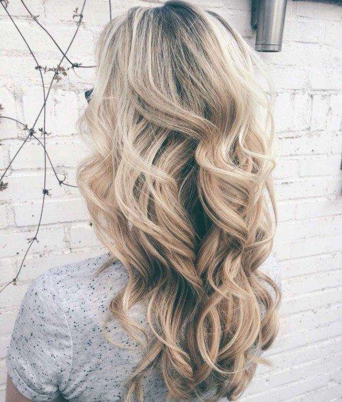 30 Dirty Blonde Hair Ideas 2017 12