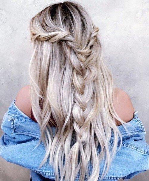 30 Dirty Blonde Hair Ideas 2017 25