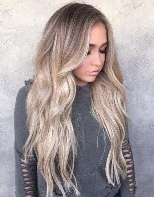 30 Dirty Blonde Hair Ideas 2017 29
