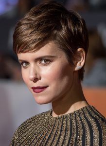 """Actress Kate Mara attends the world premiere for """"The Martian"""" on day two of the Toronto International Film Festival at the Roy Thomson Hall, Friday, Sept. 11, 2015 in Toronto. NASA scientists and engineers served as technical consultants on the film. The movie portrays a realistic view of the climate and topography of Mars, based on NASA data, and some of the challenges NASA faces as we prepare for human exploration of the Red Planet in the 2030s. Photo Credit: (NASA/Bill Ingalls)"""