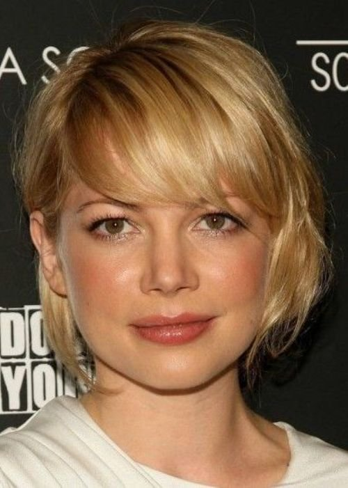 Top 100 Hairstyles for Round Faces_061