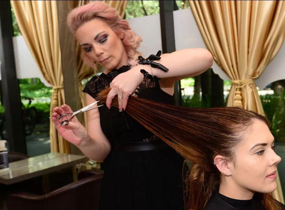 Hairdresser Singapore Western Hair