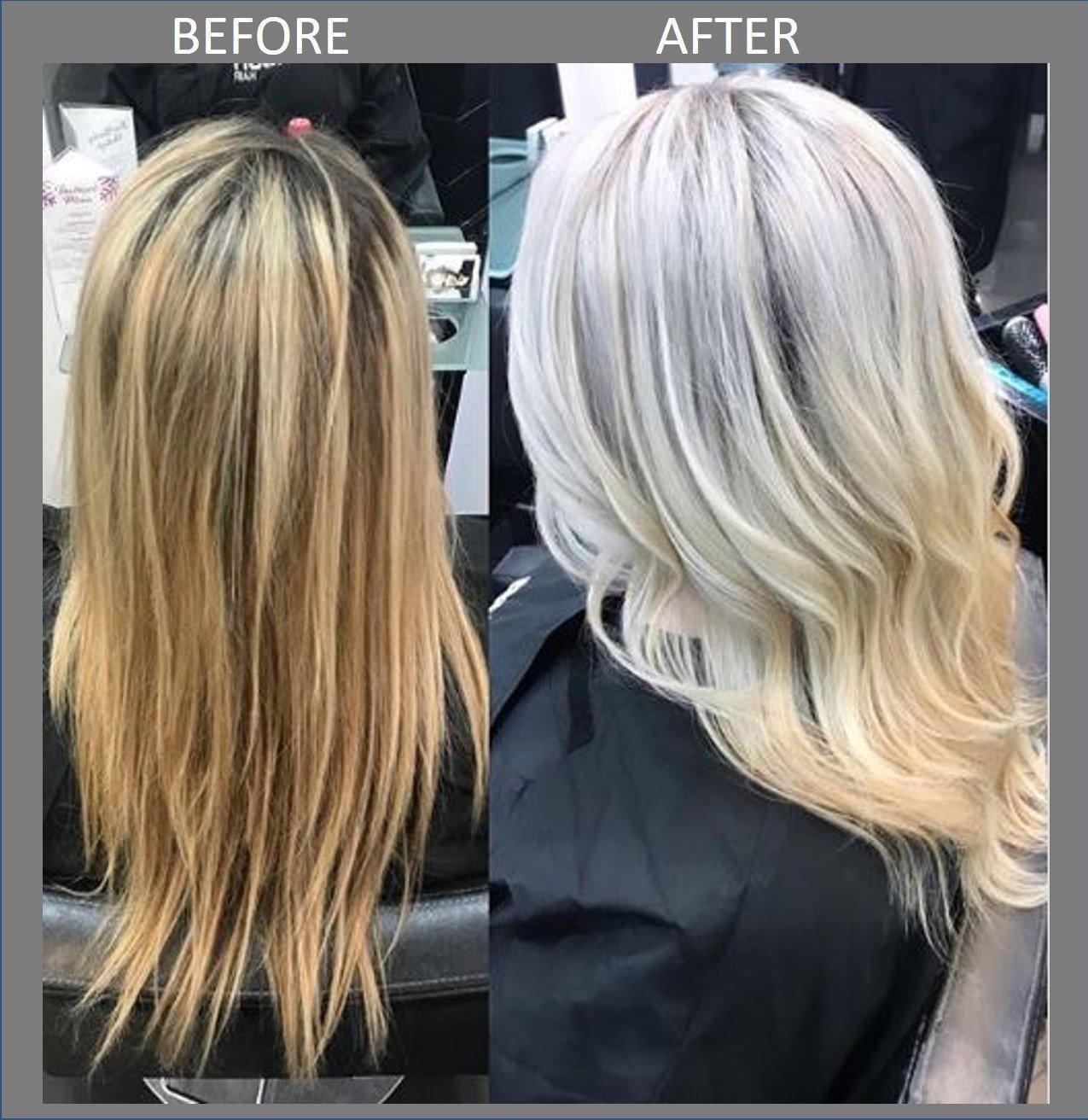Platinum Blonde Hair 2