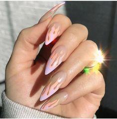 air brush nails