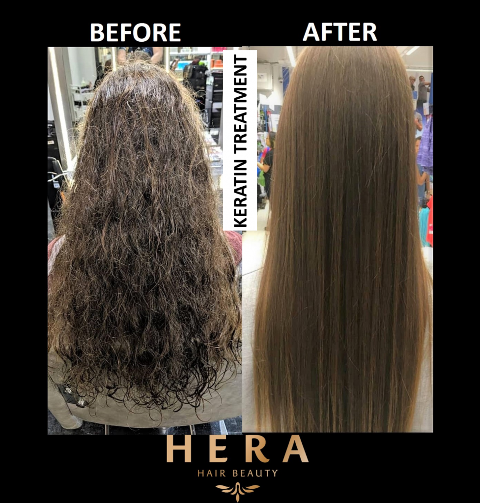 keratin treatment Singapore