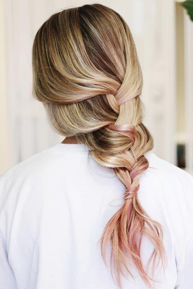 dirty-blonde-hair-styles-braid-pink-highlights
