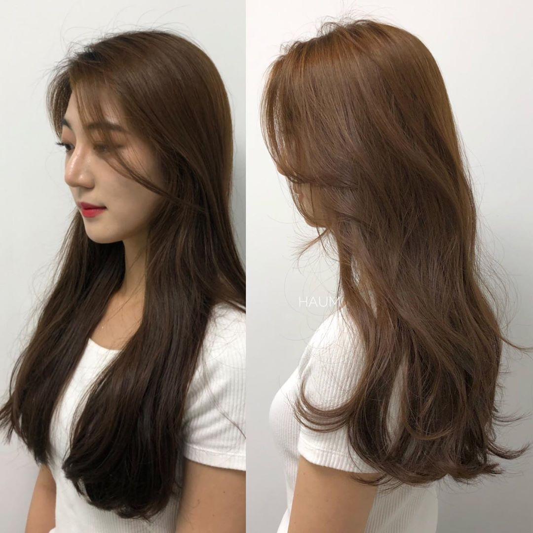 long layered hair 2