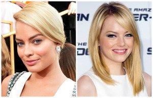 multi-dimensional blonde celebrity