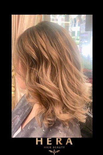 STRAWBERRY BLONDE HAIR COLOUR