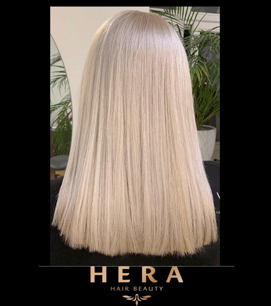 Pearl Blonde Hair