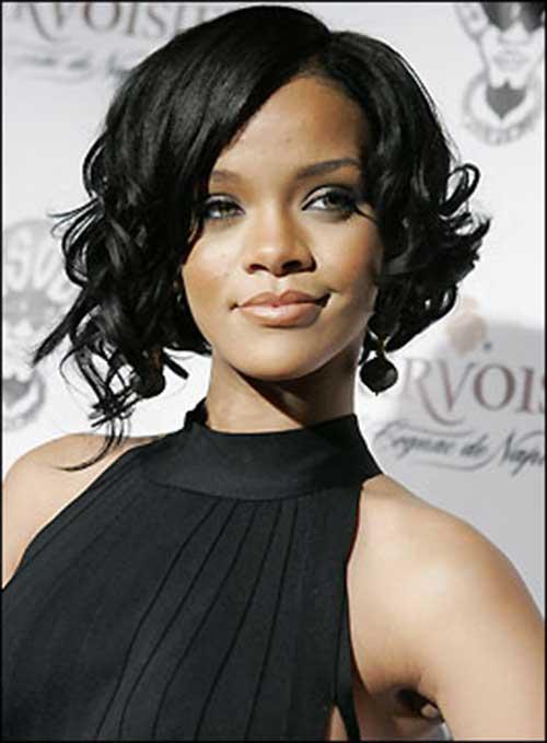 Image result for Rihanna bob