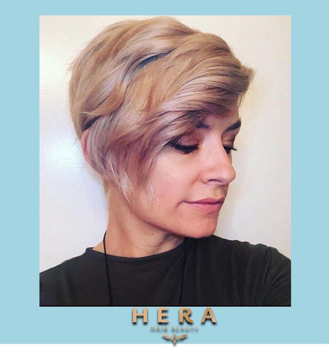 short haircut for women 7