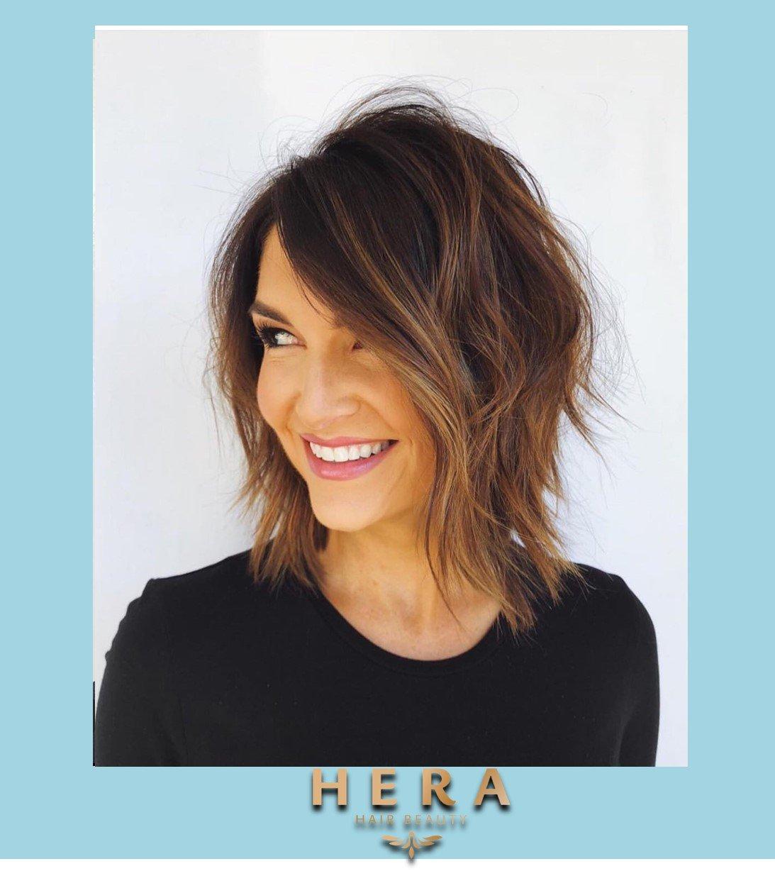 short haircut for women 8