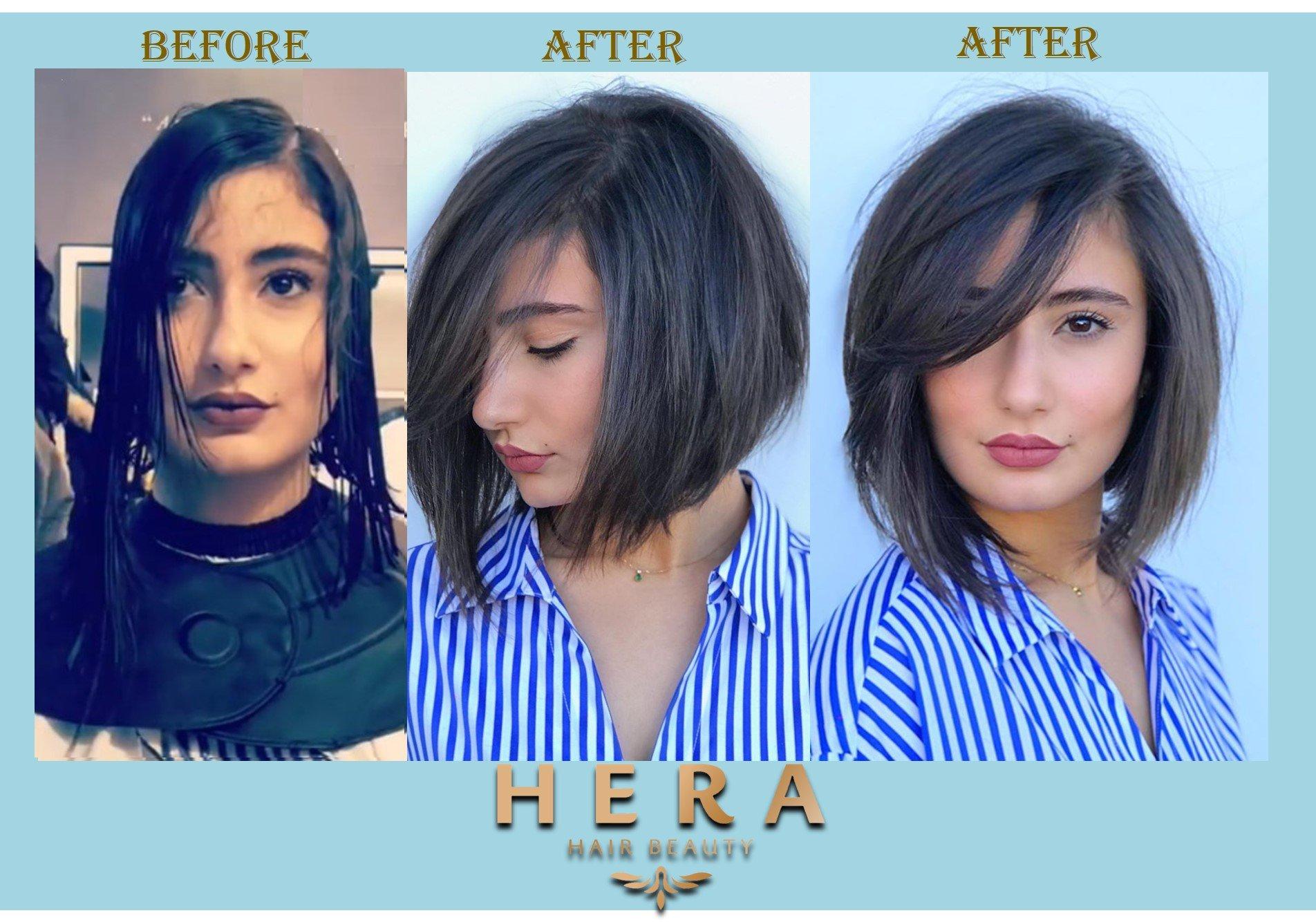short haircut for women 10