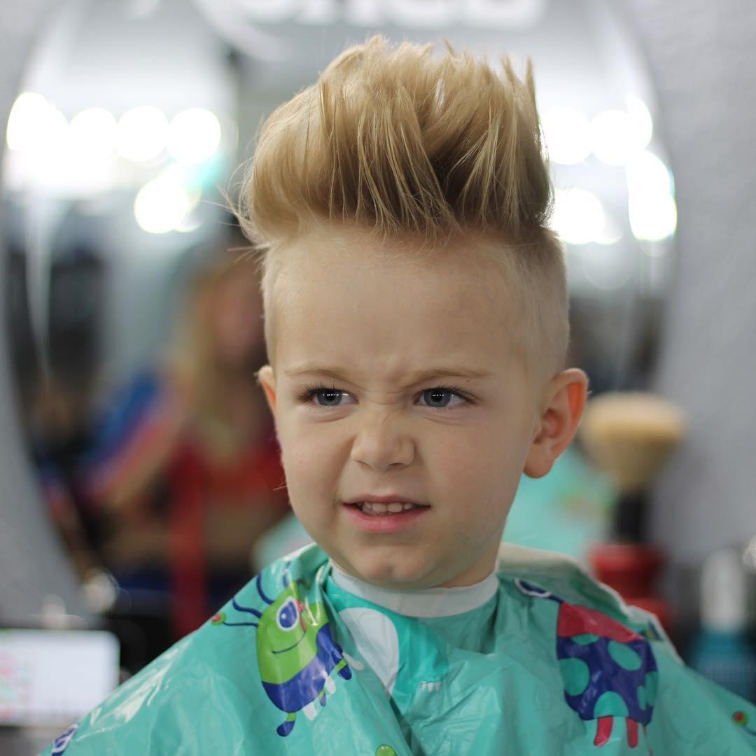 18. Cool Boys Haircut