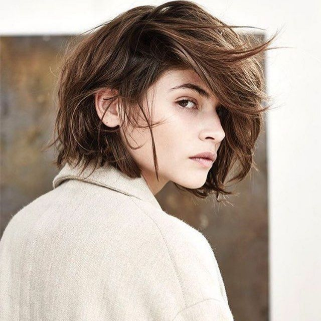 Cute Tomboy short hairstyles trend 2020