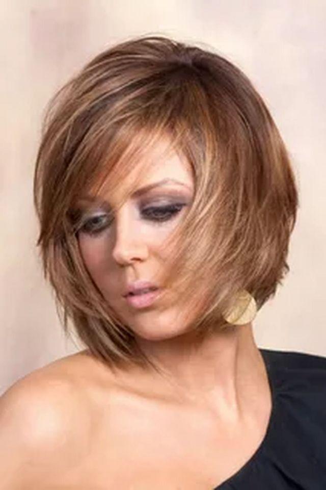 Layered Bob Haircuts trend 2020