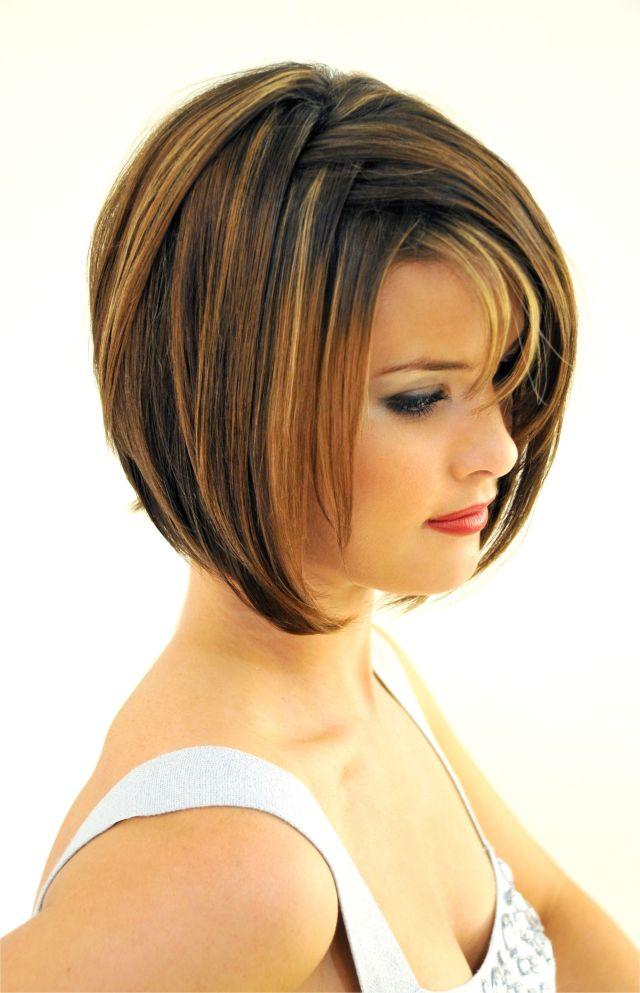 Layered Short Bob Haircuts trend 2020