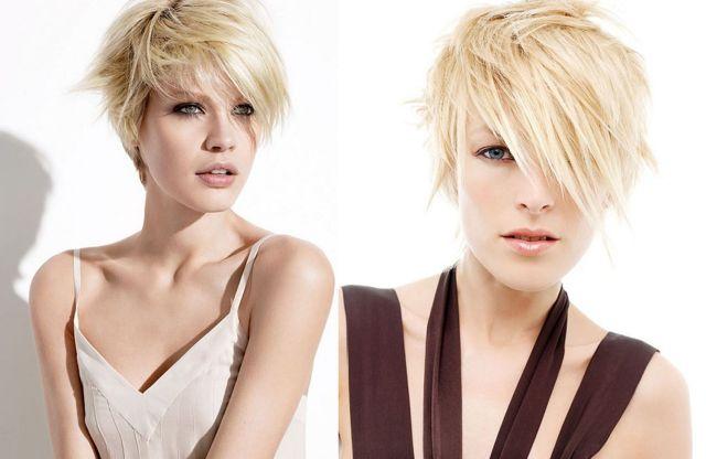 Short blonde Hairstyles trend 2020
