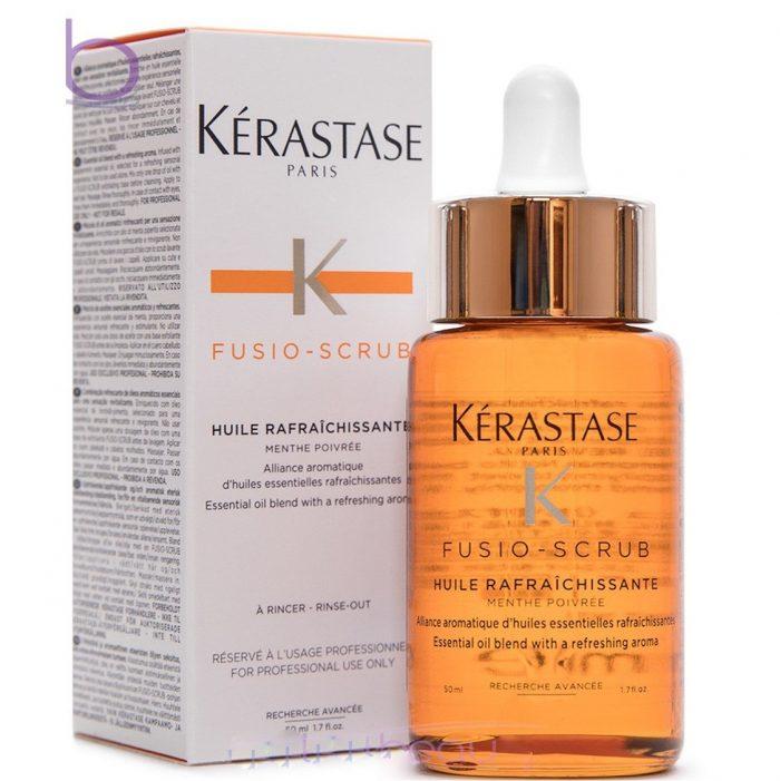 Kerastase Fusio Scrub Huile Rafraichissante Refreshing Oil 50ml