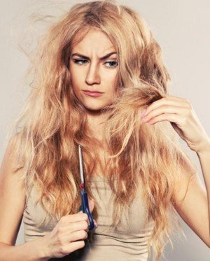 coarse hair type