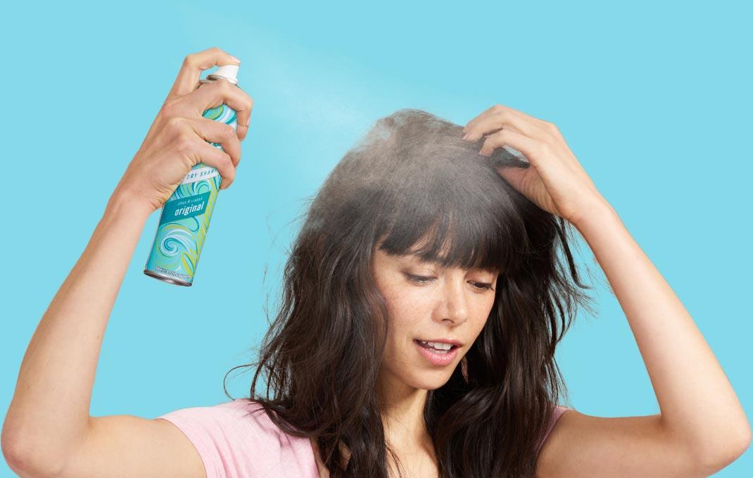 How to Use Dry Shampoo | Live Batiste