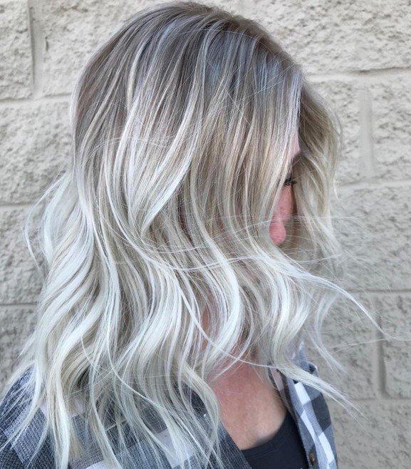 root shadow blonde hair 1