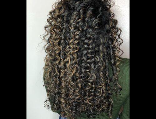 Is Balayage on Curly Hair as Phenomena as Straight Hair?
