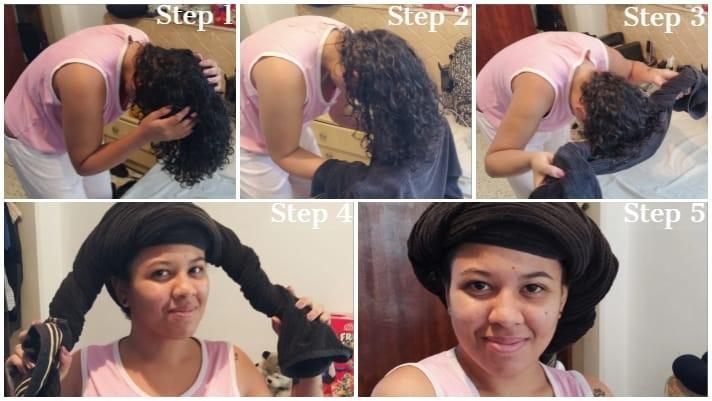 hair plop