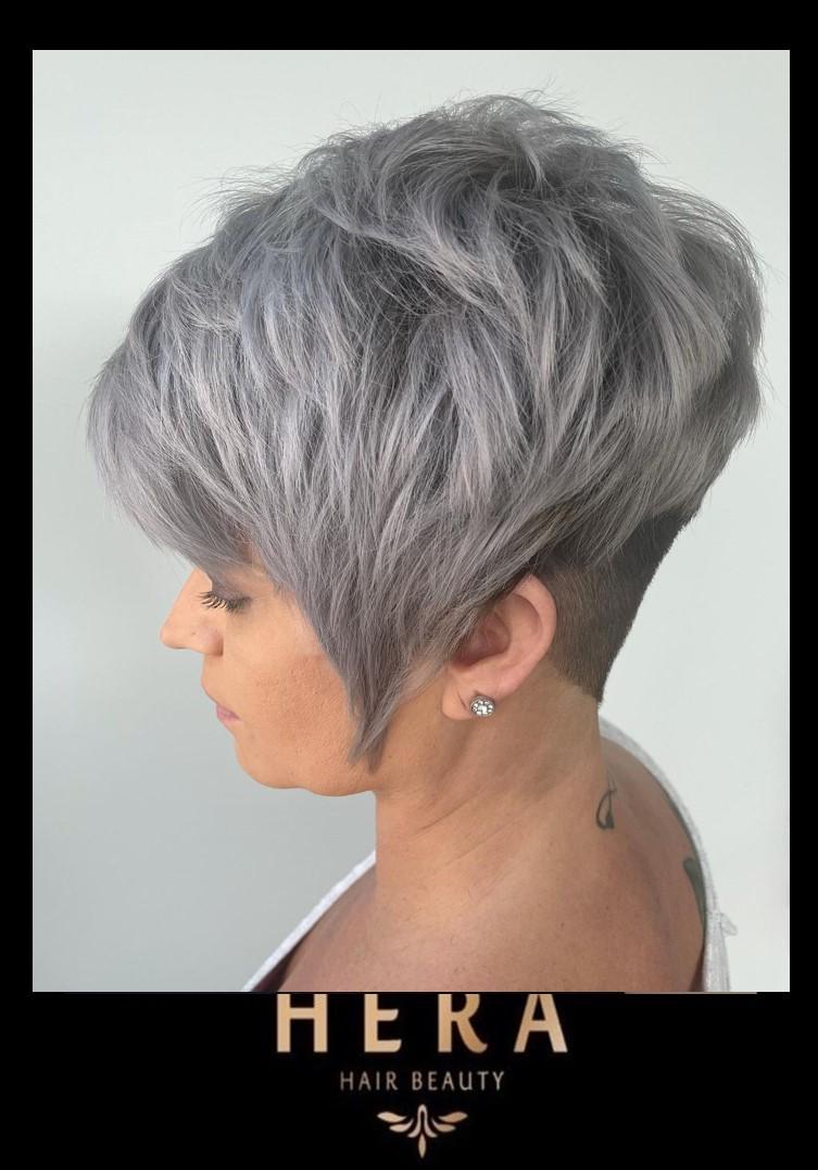 silver pixie